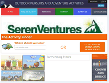 Tablet Preview of outdoorpursuits.co.uk